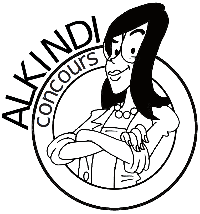 Logo d'Alkindi - une compétition de cryptographie ouverte aux classes de 4e, 3e et 2nde.