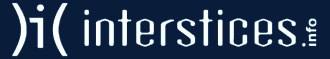 Logo de Interstices - une revue de culture scientifique en ligne, créée par des chercheurs pour vous inviter à explorer les sciences du numérique.