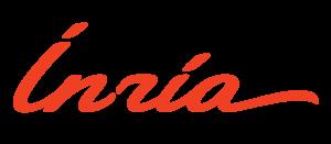 Logo rouge d'Inria