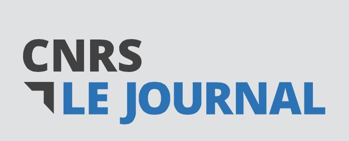 Logo du journal de CNRS